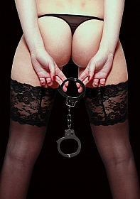 Beginner's Handcuffs - Black