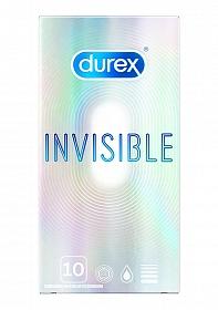 Invisible - 10 condoms