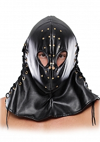 Executioner Hood - Black