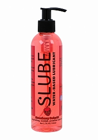 Strawberry Lubricant Extra Thick - 250ml