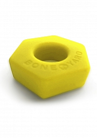 Bust a Nut Cock Ring - Yellow