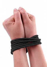FF Mini Silk Rope - Black