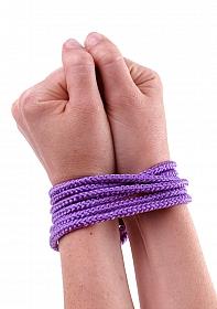 FF Mini Silk Rope - Purple