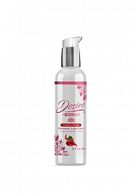 Desire Cherry Blast Flavored Lubricant - 59ml