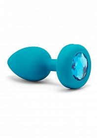 B-Vibe Aquamarine (S/M)