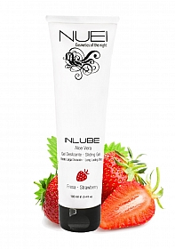 INLUBE Strawberry water based sliding gel - 100ml