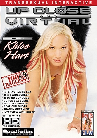 Up close and virtual with Khloe Hart