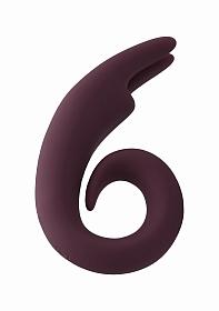 Lithe - Flexible Vibrator - Purple