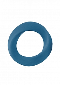 Infinity - Large Cockring - Blue