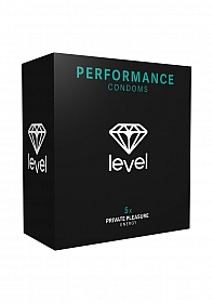 Level Performance Condoms - 5x