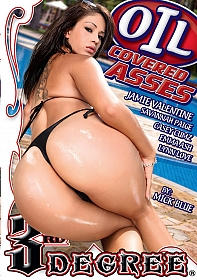 Oil Covered Asses
