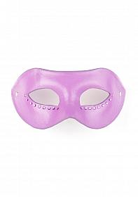 Diamond Mask - Purple