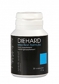 Diehard - 30 Capsules