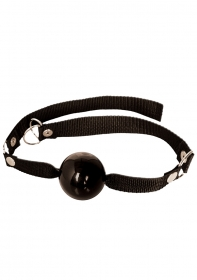 Beginner's Ball Gag - Black