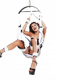 Fantasy Bondage Swing - White