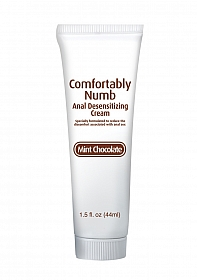 Anal Desensitizing Cream - Chocolate Mint - 1.5 oz.