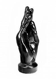 Hello - Black - 23,7 cm