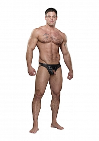 Prolong Panel Jock - Black