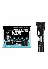Prolong Plus Male Enhancement Gel - 7g / 0.25 oz