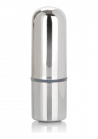 Rechargeable Mini Bullet - Silver