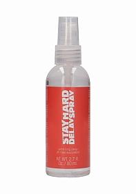 Stay Hard - Delay Spray - 80ml