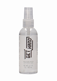Get Hard - Performance Spray - 80ml