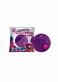 Gummy Ball - Purple
