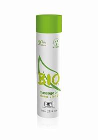 HOT BIO massage oil - ylang ylang - 100 ml