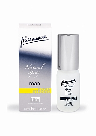 HOT Pheromone man - natural spray extra strong - 10 ml