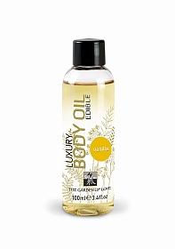 SHIATSU Luxury body oil - vanilla - 100 ml