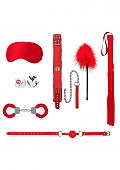Introductory Bondage Kit #6 - Red