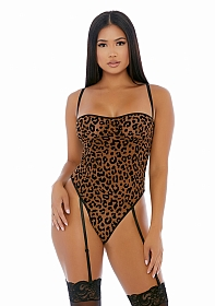 Feline SexyTeddy - Brown
