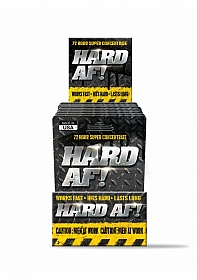 Hard AF Pills - Display 24 pieces
