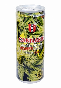 Canna Booster - Cannabis Power Drink - 250ml