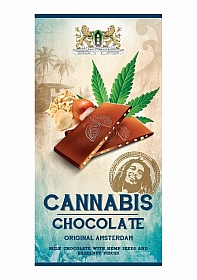 Bob Marley Chocolate - Milk - 80 g