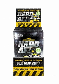 Hard AF Gummy - Display 20 pieces
