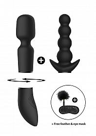 Pleasure Kit #3 - Black