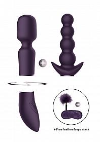 Pleasure Kit #3 - Purple