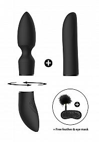 Pleasure Kit #4 - Black