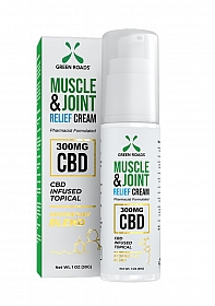 Muscle & Joint Relief Cream 300 MG - 30gr