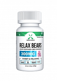 Relax Bears - 300 MG - 30 Gummies