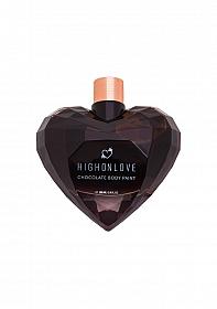 Dark Chocolate Body Paint - 100 ml