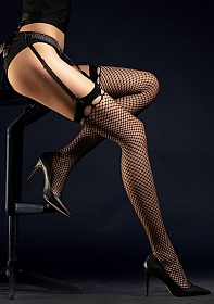 BURLESQUE Stockings 30 den - Black
